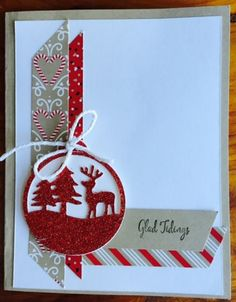 SC613 Merriest Wishes by CAR372 - Cards and Paper Crafts at Splitcoaststampers