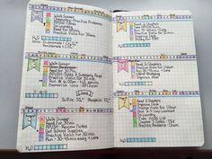 Um blog sobre organização, planners, dicas e muito mais