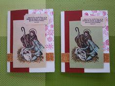 Tarjetas de Navidad,  por Luz Ivette Salas lisg