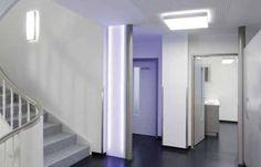 LED-Deckenleuchte / quadratisch CLEAR: 121-006-203 Schmitz-Leuchten GmbH & Co. KG