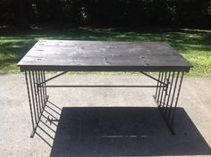 Check out this item in my Etsy shop https://www.etsy.com/listing/195349169/kitchen-island-or-high-table