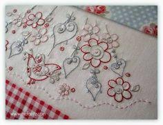Resultado de imagem para embroidery