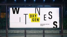 Witness TV's newest destination for investigative crime. An arresting rebrand for Oxygen, the fastest-growing cable entertainment network of Logo Branding, Branding Design, Logos, Channel Branding, Brand Architecture, Design System, Brand Guidelines, Stop Motion, Visual Identity