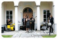 Musica Jazz, charme ed eleganza per un evento da favola! www.massimoturati.it