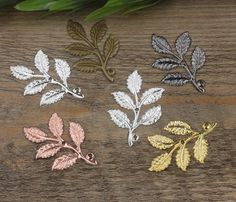 32*50mm antique bronze/silver/rose gold/gun black Copper filigree flower charms for jewelry making, diy butterfly metal pendants