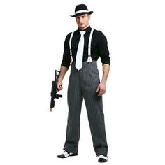 Mens Glitter Sequin Bowtie Bow Ties Tie 1920s 20s Razzle Gangster Mafia Mob Jazz