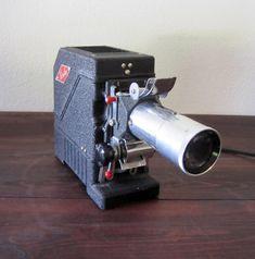 #Vintage Viewlex Slide Projector / Retro Slide Viewer