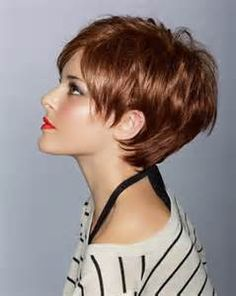 Short Hairstyles for Round Faces - Bing Images