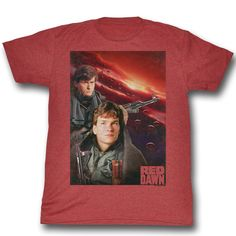 Red Dawn Shirt Hey Patrick Adult Red Tee T-Shirt Red Dawn Shirts Red Dawn Shirt Hey Patrick Adult Red Tee T-Shirt Red Dawn Shirt Hey Patrick Adult Red