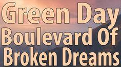 Green Day - Boulevard Of Broken Dreams (Instrumental Cover)