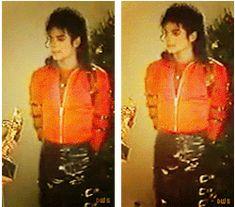 Michael Jackson smile gif