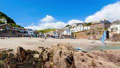 Cawsand beach - S.E Cornwall