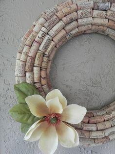 Cork Wreaths