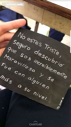 aww que lindo Tumblr Quotes, Sad Quotes, Love Quotes, Inspirational Phrases, Sad Love, Spanish Quotes, In My Feelings, Messages, Thoughts