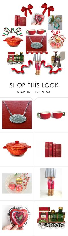 """""""Tis almost the season!"""" by laughingdog ❤ liked on Polyvore featuring interior, interiors, interior design, home, home decor and interior decorating"""