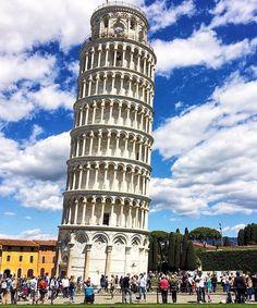 Torre de Pisa, Pisa, Itália