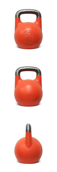Kettlebell Kings | Kettlebell Sport Competition Style Kettlebell | Designed for Comfort During High Repetition Movements and Exercise (62)