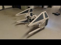 Crave - Maker builds cool DIY drones inspired by 'Star Wars'
