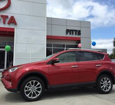 At Pitts Toyota Scion.