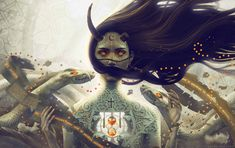 """Check out this @Behance project: """"Eve"""" https://www.behance.net/gallery/48325337/Eve"""