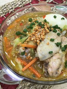 46 Filipino Noodle Soup Recipes Ideas Soup Recipes Noodle Soup Recipes Filipino Noodles