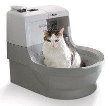 CatGenie 120 Plus Otomatik Temizlik Gerektirmeyen Otomatik Kedi Tuvaleti -