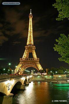 Fotos de Paris, Torre Eiffel, Francia: manbos.com