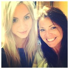 Anne and Gemma Styles .