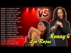 Leo Rojas & Kenny G Greatest Hits - The Best Of Kenny G & Leo Rojas 2018 - YouTube Ghostbusters, Good Music, My Music, Silhouette Artist, Leo, Kenny G, Bible Pictures, Music Clips, Disney Music