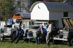 Landrover Camper