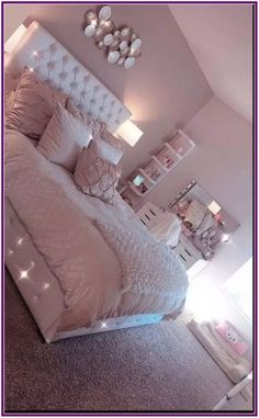 teen girl bedroom decor gray white and pink bedroom decor tween girl room desi T. teen girl bedroom decor gray white and pink bedroom decor tween girl room desi Tween Girls Bedroom Pink Bedroom Decor, Pink Bedrooms, Modern Bedroom Decor, Room Ideas Bedroom, Cozy Bedroom, Simple Bedrooms, Bedroom Furniture, Master Bedroom, Bed Room
