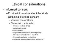 Image Result For Ethical Research  Critical Thinking