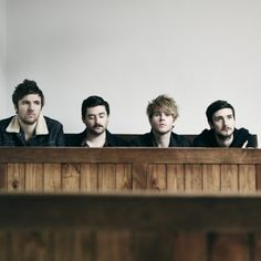 Kodaline - their song 'High Hopes' is easily one of the best songs we've heard all year.