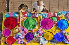 In India,Goa or Pune -  Today is not a Holi Holi Holi Day !! - Colors of a Nation