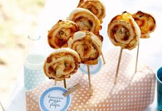 Pizza Popsicles, From the top 20 kids party food ideas | Mouths of Mums
