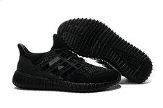 big sale e8518 27e68 Officiel Adidas Yeezy Ultra Boost 2016 Primeknit David Beckham Black Noir  Shoes