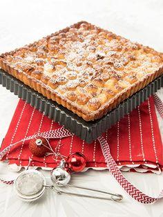 Macadamia Caramel Tart | Gourmet Getaway