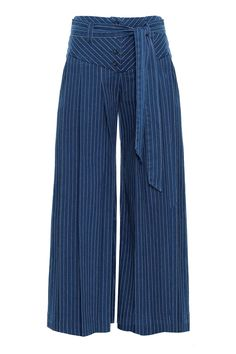 Calça Pantalona Jeans Maiori Types Of Trousers, Wide Leg Trousers, Trousers Women, Pants For Women, Clothes For Women, Silk Pants, Linen Pants, Cargo Pants Outfit, Marlene Hose