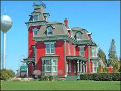 Caseville Michigan Rock | Port Austin MI | Port Austin MI | Michigan Stuff | Pinterest