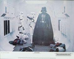 Star Wars lobby card
