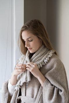 Brink scarf Knitting pattern available at LoveKnitting.Com. Find this pattern and more inspiration on the LoveKnitting website!