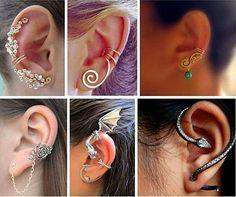 Awesome Ear Cuffs
