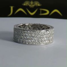 When it comes to buying jewelry, you may wonder where you should get it from. Wide Diamond Wedding Bands, Thick Wedding Bands, Pear Diamond Engagement Ring, White Gold Wedding Bands, Eternity Ring Diamond, Diamond Bands, Wedding Ring Bands, Wedding Anniversary, Anniversary Bands