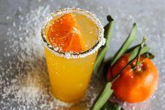 Mandarin and Coconut Water Margarita - It