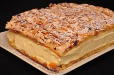 Dessert Drinks, Pie Dessert, Delicious Deserts, Yummy Food, Hungarian Desserts, Torte Cake, Fancy Desserts, Homemade Cakes, Desert Recipes