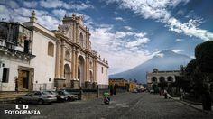 On instagram by luis_david_s #landscape #contratahotel (o) http://ift.tt/1K3iNV7 #volcán #iglesia #volcandeagua #vistas #paisajes #paisajesdeguatemala #Guatemala