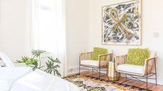 boho modern spa decor ideas