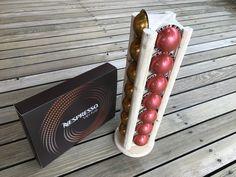 Distributeur de capsules Nespresso Vertuo : Boîtes, coffrets par filbois