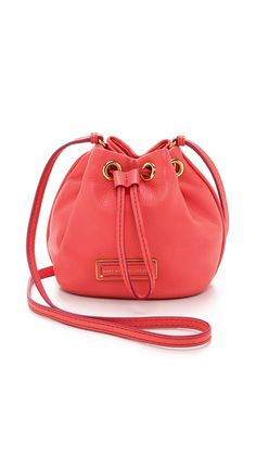 Marc by Marc Jacobs Too Hot to Handle Mini Bag in Coral