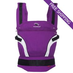 Manduca Baby Carrier Special Edition Purple Magic